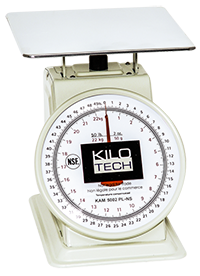 Kilotech Mechanical Dial Image